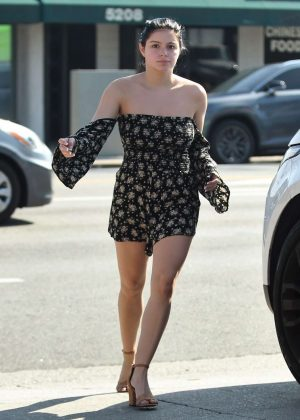 Ariel Winter at Joan's on Third in Los Angeles