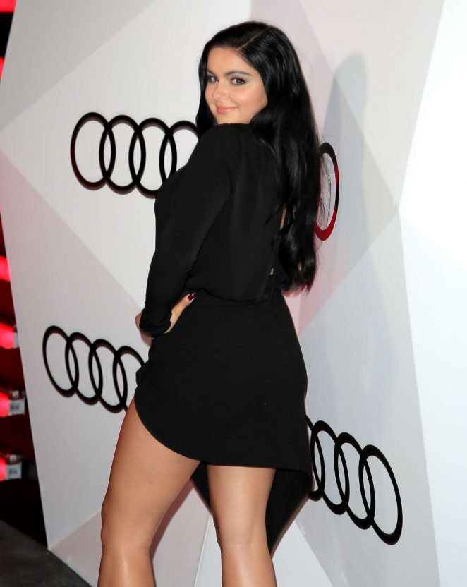 Ariel Winter Audi Celebrates The 68th Emmys Party 10