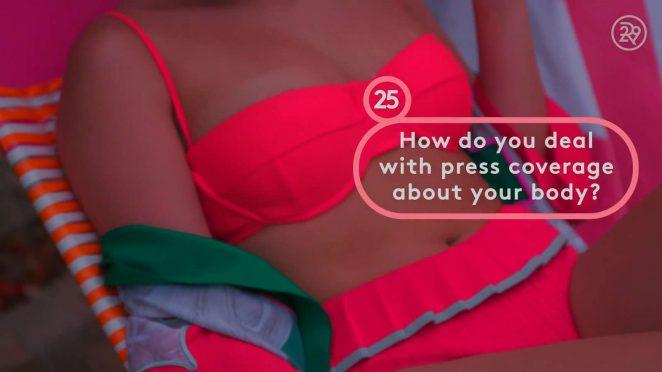 Ariel Winter: Bikini Photoshoot for Refinery29 -05