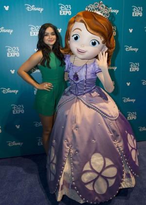 Ariel Winter - Disney D23 Expo in Anaheim