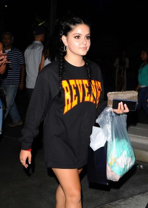 Ariel Winter - Drake And Future Concert in Los Angeles