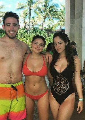 Ariel Winter Hot in Bikini - Instagram