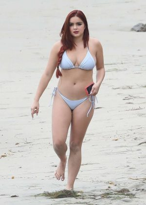 Ariel Winter in Bikini at the beach in Malibu