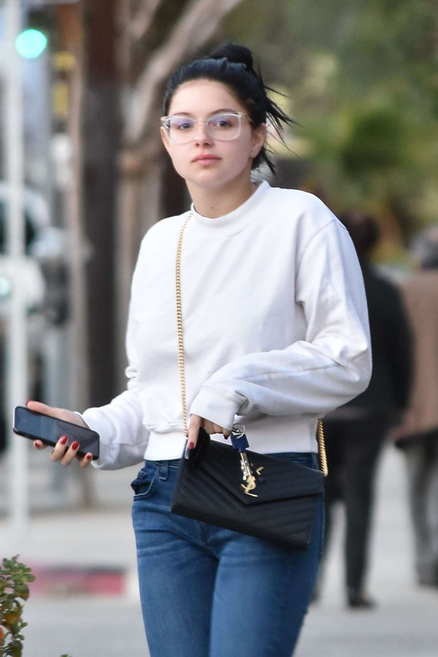 Ariel Winter in Jeans - Out in Los Angeles