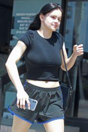 Ariel Winter in Shorts - Shopping in LA
