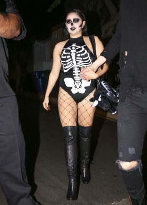 Ariel Winter - Just Jared Halloween Party in LA