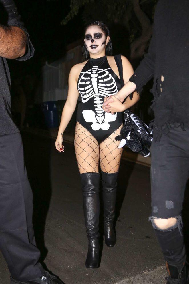 Ariel Winter - Just Jared Halloween Party in LA