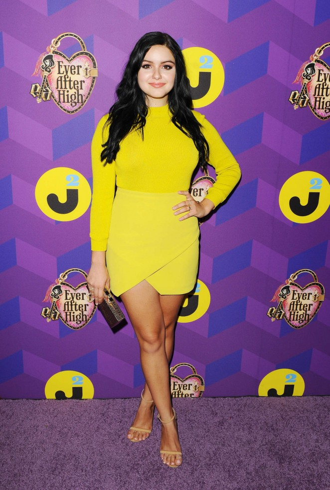 Ariel Winter – Just Jared's Way to Wonderland Party in West Hollywood