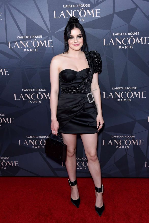 Ariel Winter - Lancome x Vogue L'Absolu Ruby Holiday Event in West Hollywood