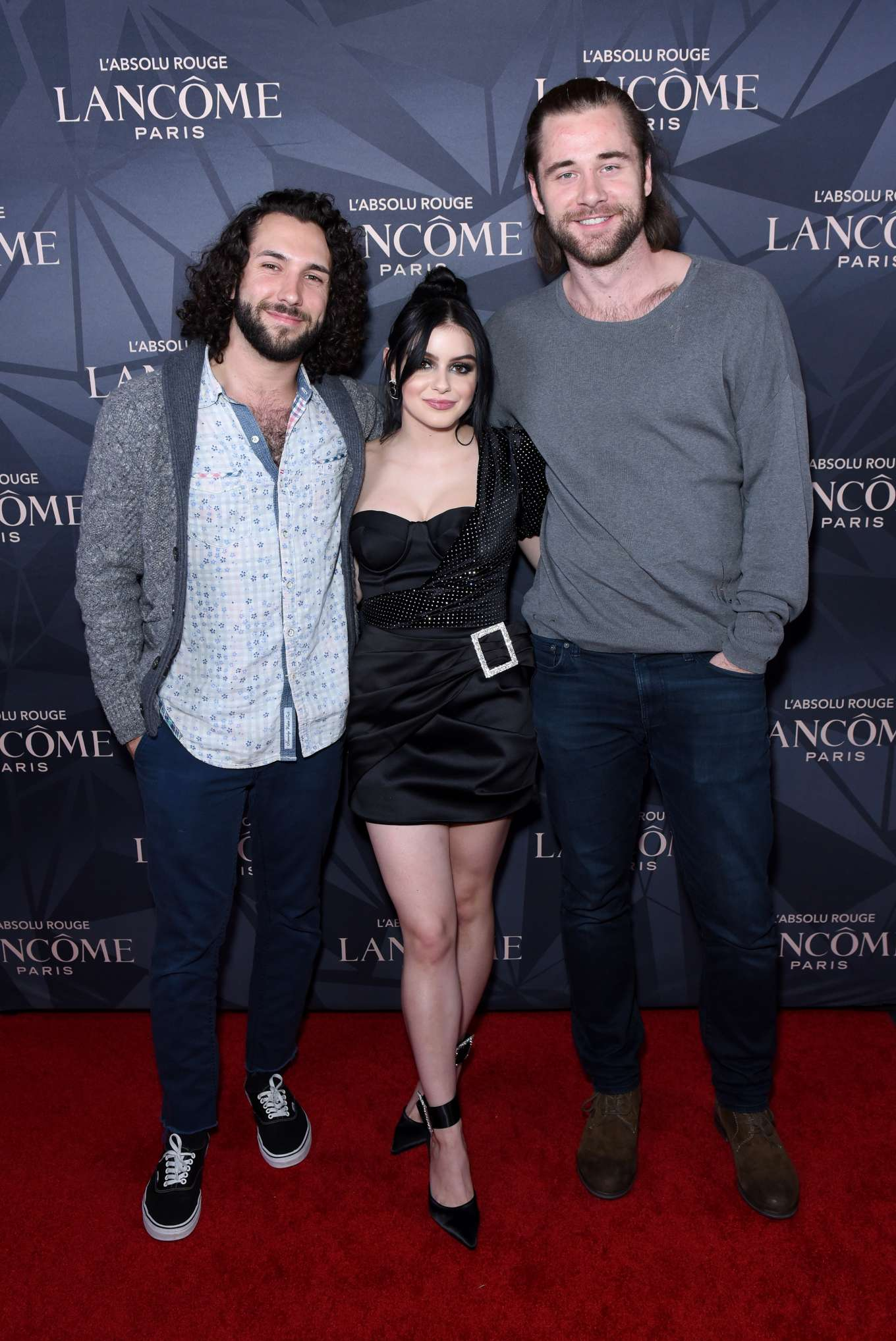 Ariel Winter 2019 : Ariel Winter – Lancome x Vogue LAbsolu Ruby Holiday Event-02