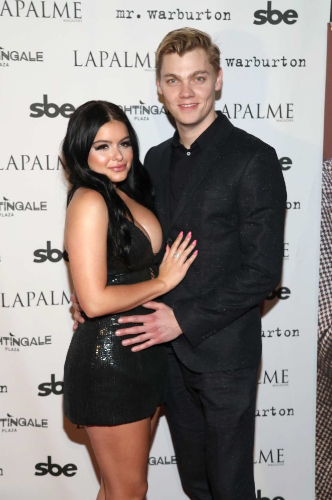 Ariel Winter: LaPalme Magazine Fall Cover Party -23
