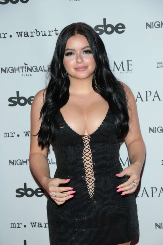 Ariel Winter: LaPalme Magazine Fall Cover Party -32