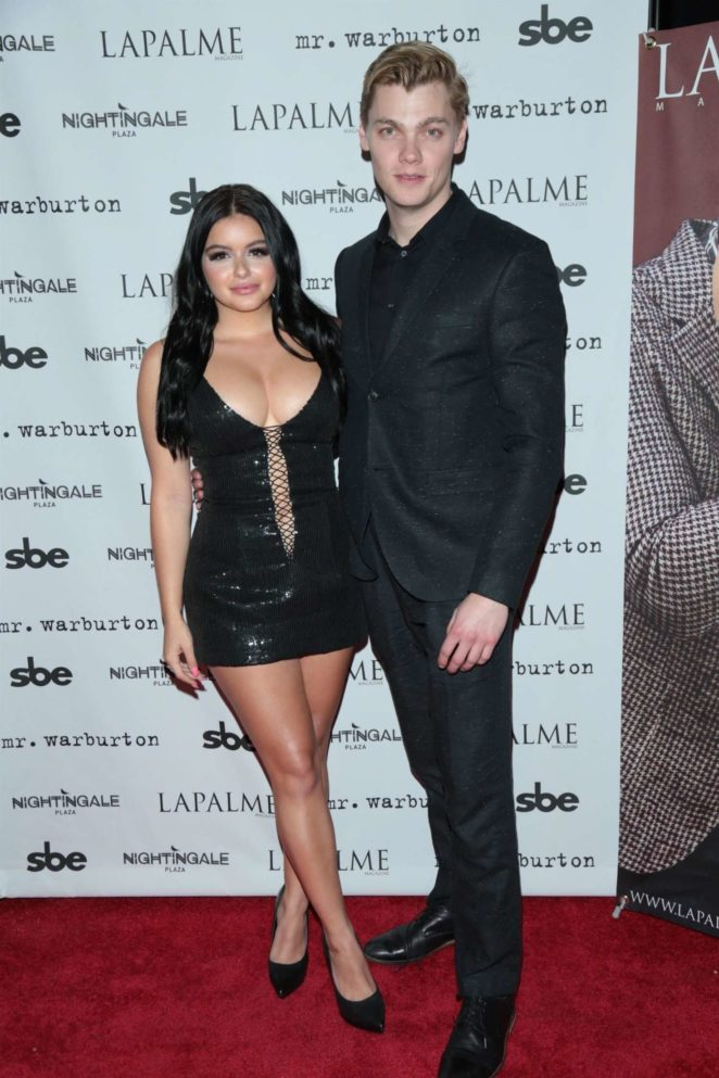 Ariel Winter: LaPalme Magazine Fall Cover Party -34