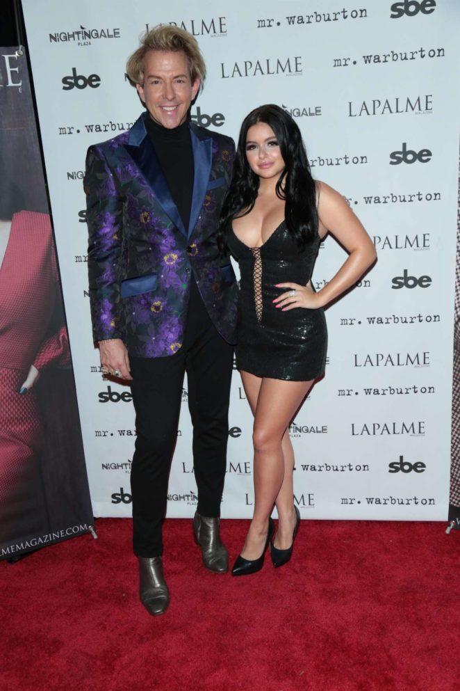 Ariel Winter: LaPalme Magazine Fall Cover Party -54