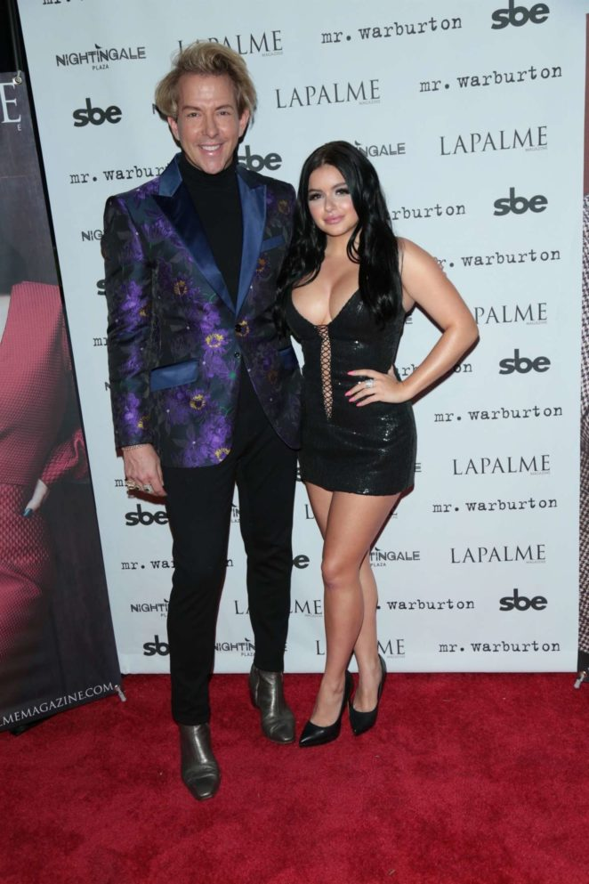 Ariel Winter: LaPalme Magazine Fall Cover Party -65