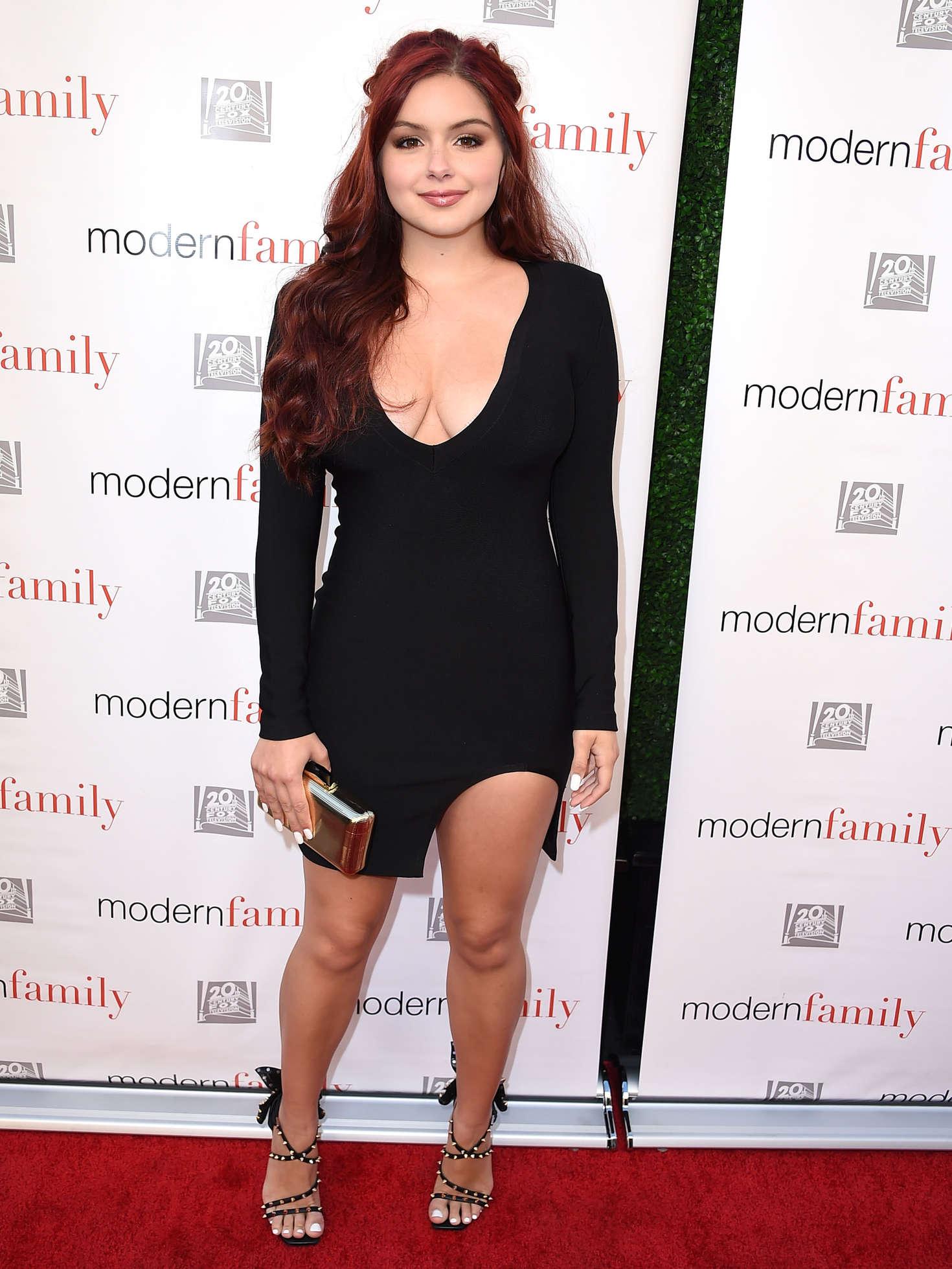 Ariel Winter: Modern Family ATAS Emmy Event -35 - GotCeleb Megan Fox
