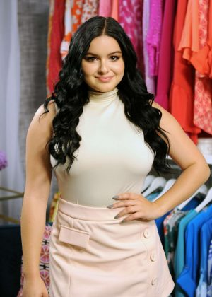 Ariel Winter on Amazon's Style Code Live in New York City