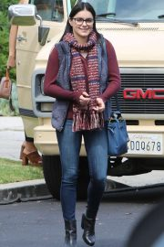 Ariel Winter - On set for the final season of 'Modern Family' in Los Angeles