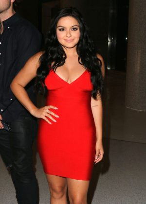 Ariel Winter - Opening of 'Skyspace' Nightclub in Los Angeles
