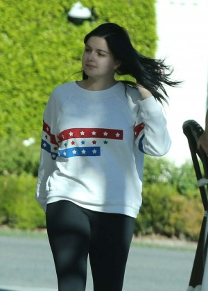 Ariel Winter - Out in Beverly Hills