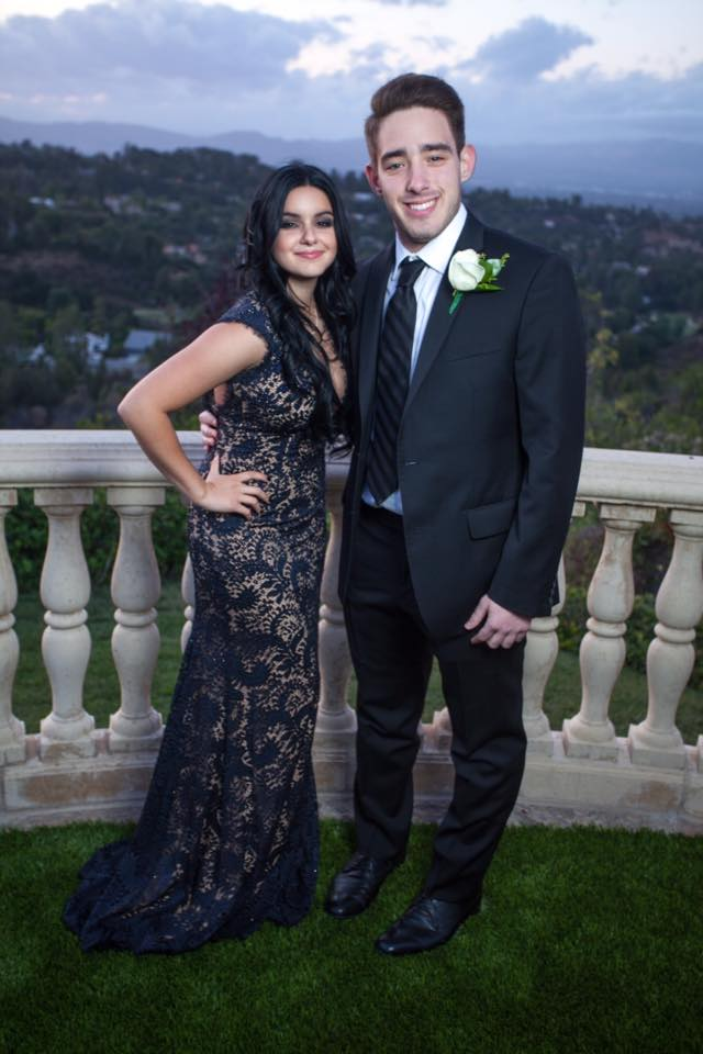 Ariel Winter Prom Dress