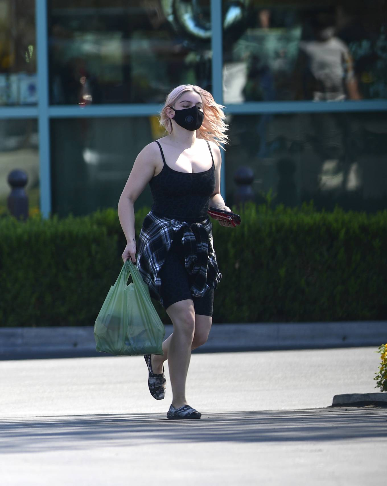 Ariel Winter - Shop for groceries in Los Angeles
