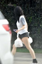Ariel Winter - Shopping candids in Studio City