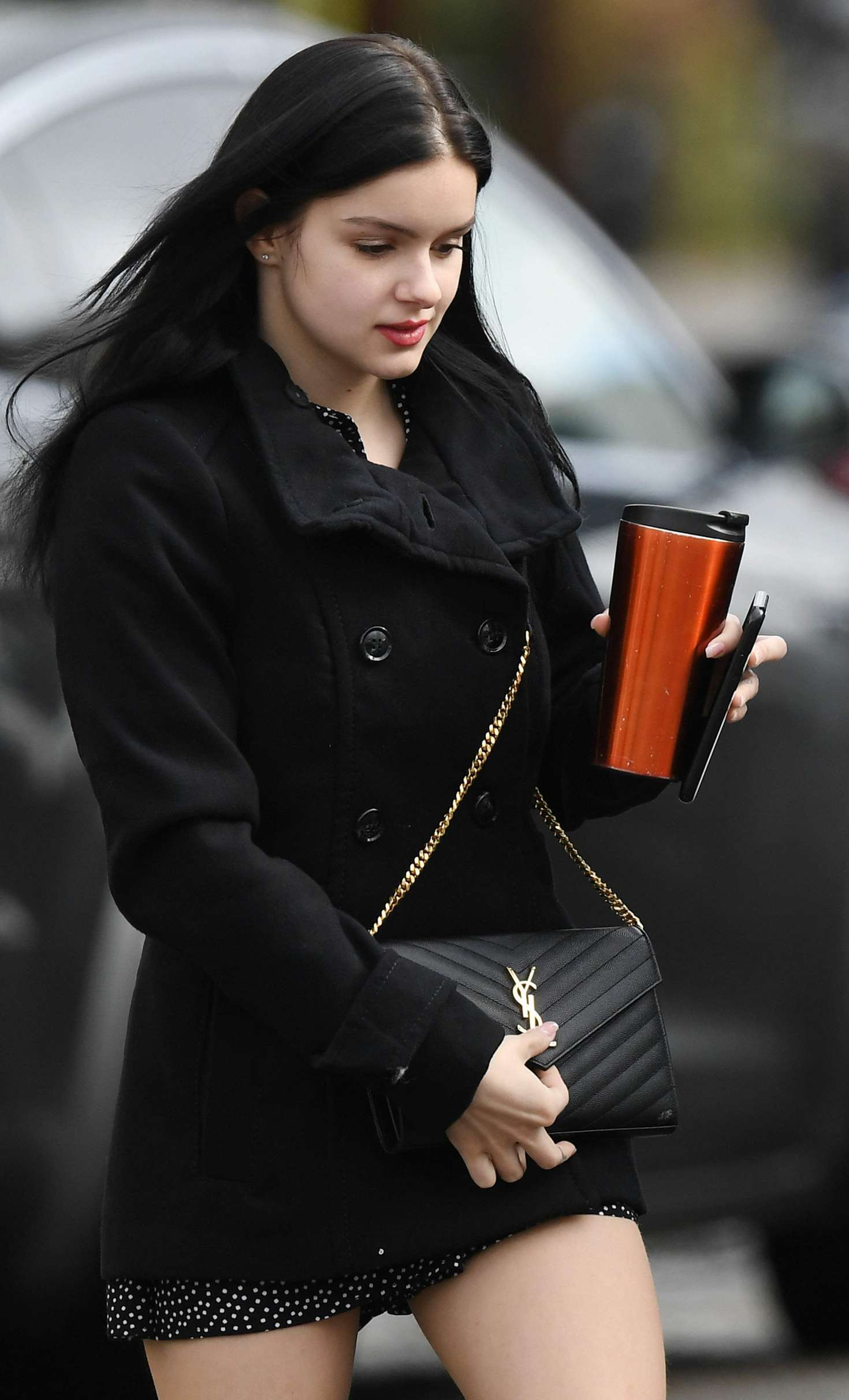 Ariel Winter - Shopping in Sherman Oaks