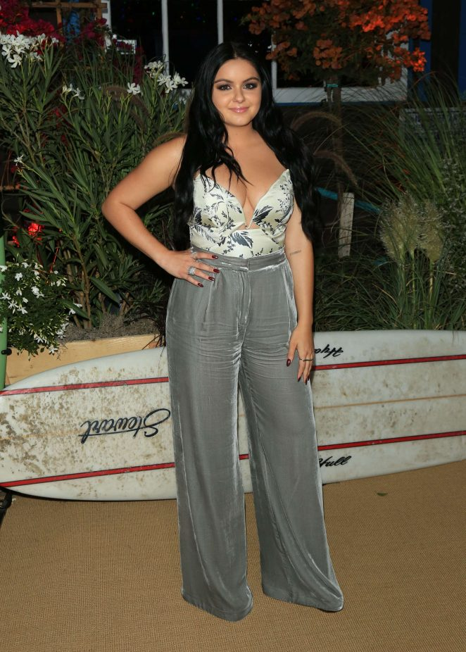 Ariel Winter: Teen Vogue Young Hollywood Party -07