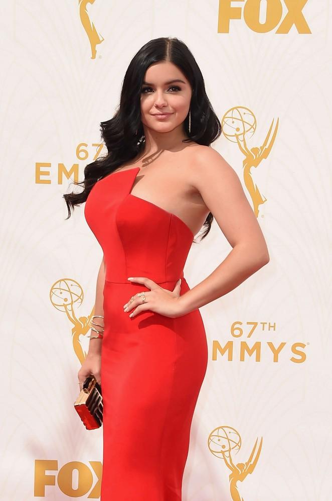 Ariel Winter - 2015 Primetime Emmy Awards in LA