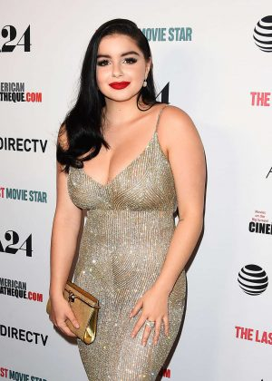 Ariel Winter - 'The Last Movie Star' Premiere in Los Angeles