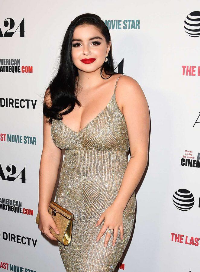 Ariel Winter - 'The Last Movie Star' Premiere in Los Angeles