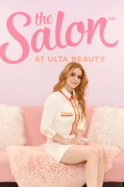 Ariel Winter - Ulta Beauty New Signature Blowout Menu Launch in Westwood