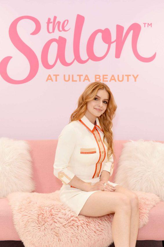 Ariel Winter - Ulta Beauty New Signature Blowout Menu Launch in Westwood