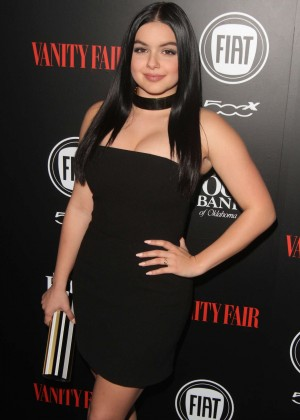 Ariel Winter - Vanity Fair and FIAT Young Hollywood Celebration 2016 in Los Angeles