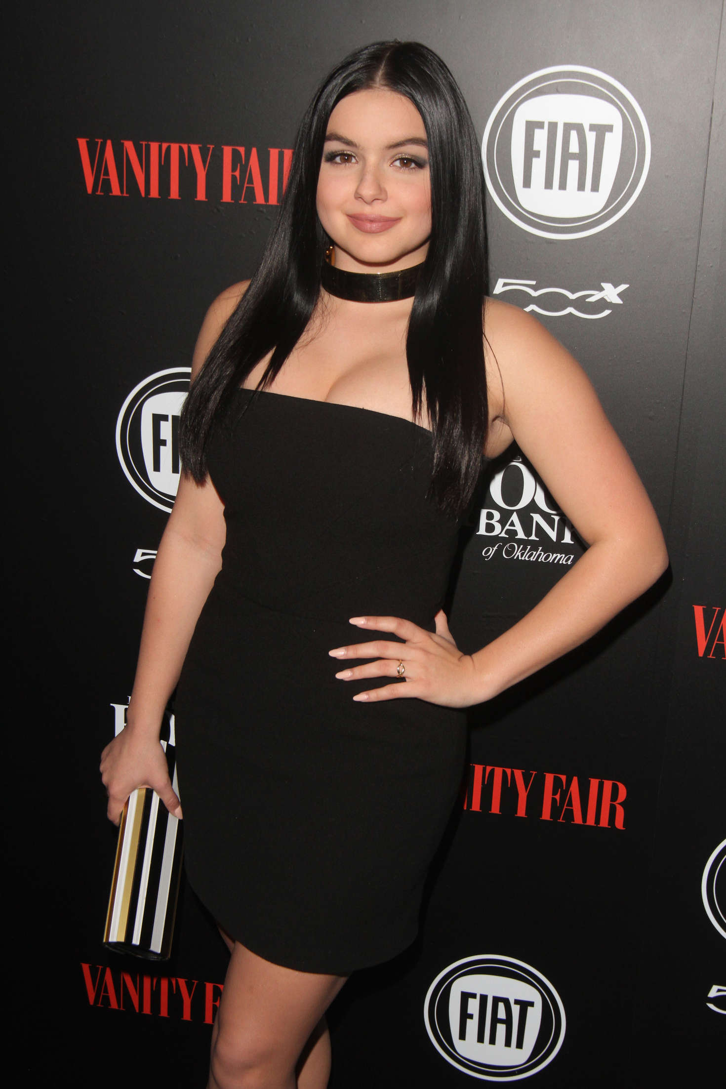 Ariel winter vanity fair and fiat young hollywood celebration 2016