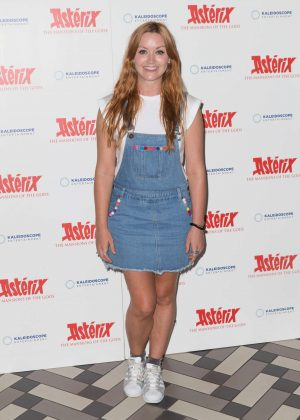 Arielle Free - 'Asterix: The Mansions of The Gods' Screening in London