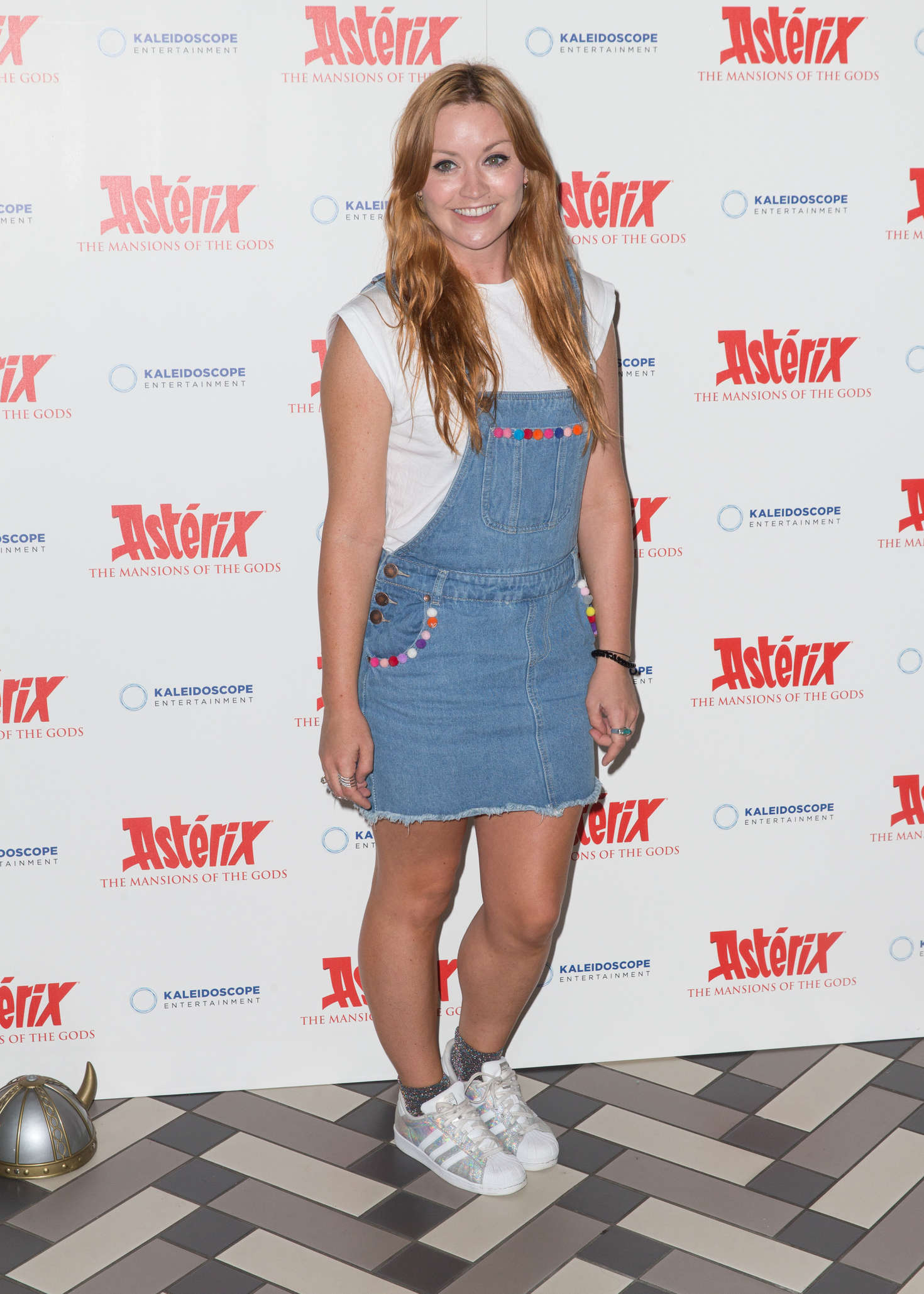 Arielle Free: Asterix The Mansions of The Gods UK Screening -06 - Full Size