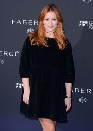 Arielle Free - FABERGE Visionnaire DTZ Launch Event in London