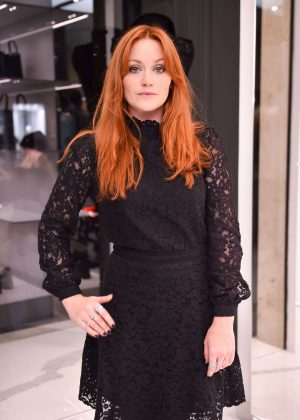 Arielle Free - Giuseppe Zanotti Design Flagship Store Opening in London