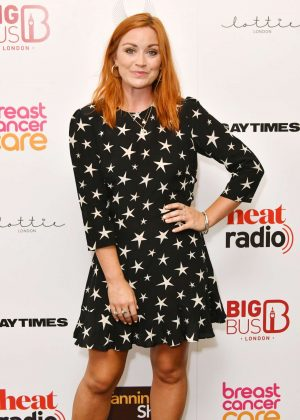 Arielle Free - Spice Girls Exhibition VIP Launch in London