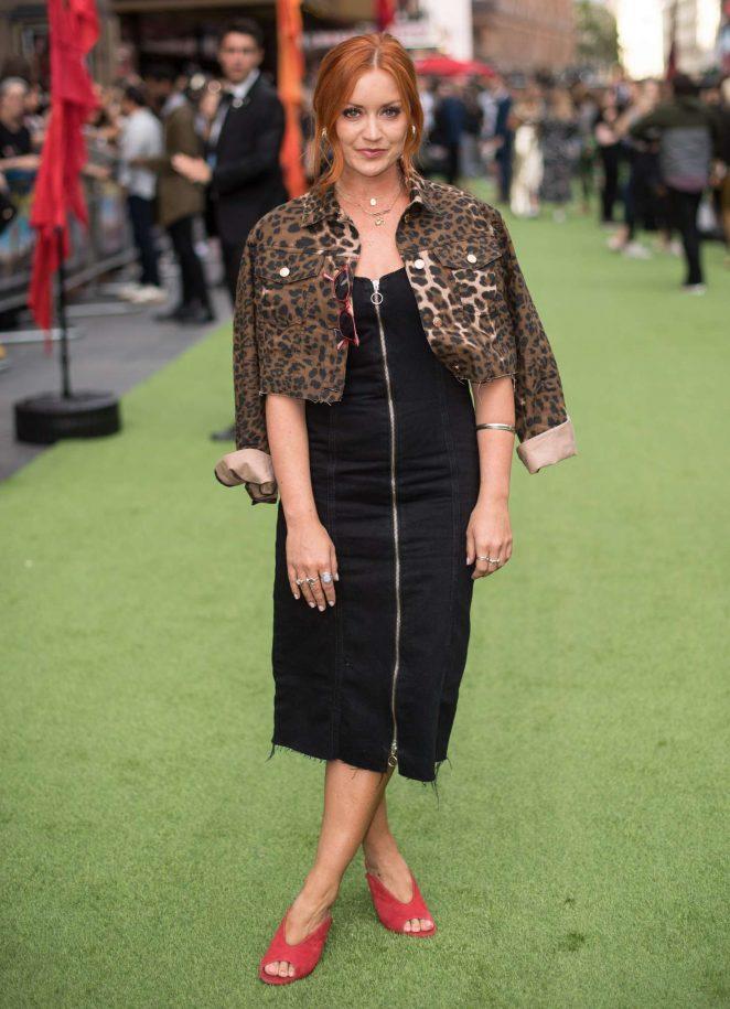 Arielle Free – 'The Festival' Premiere in London