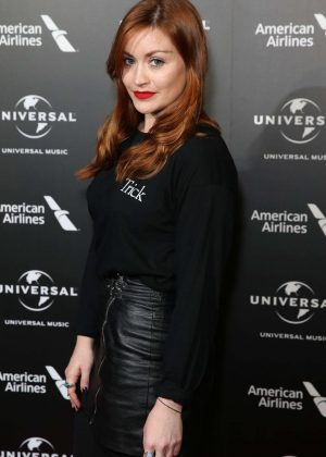 Arielle Free - Universal Music Pre-Brit Awards Party 2017 in London
