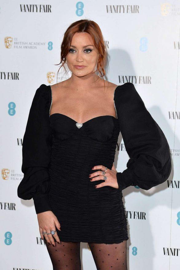 Arielle Free - Vanity Fair EE Rising Star BAFTAs Pre Party in London