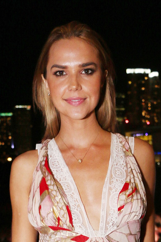 Arielle Kebbel - Dimensions by Devonte Hynes & Ryan McNamara at Art Basel 2015 in Miami