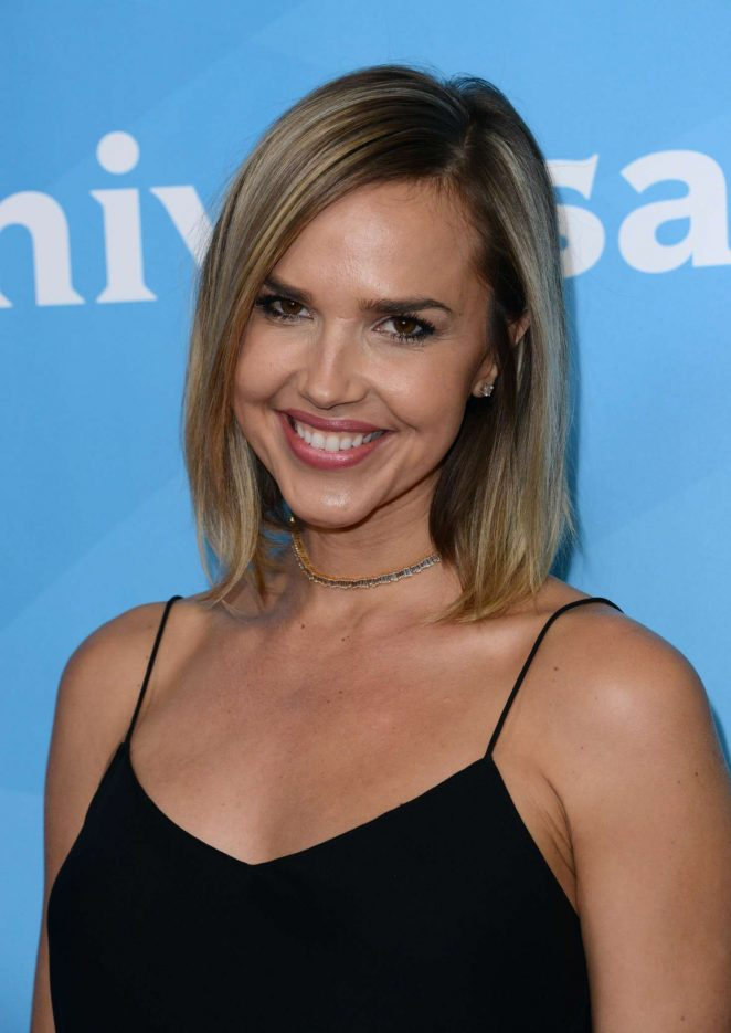 Arielle Kebbel - NBCUniversal Summer Press Day in Beverly Hills