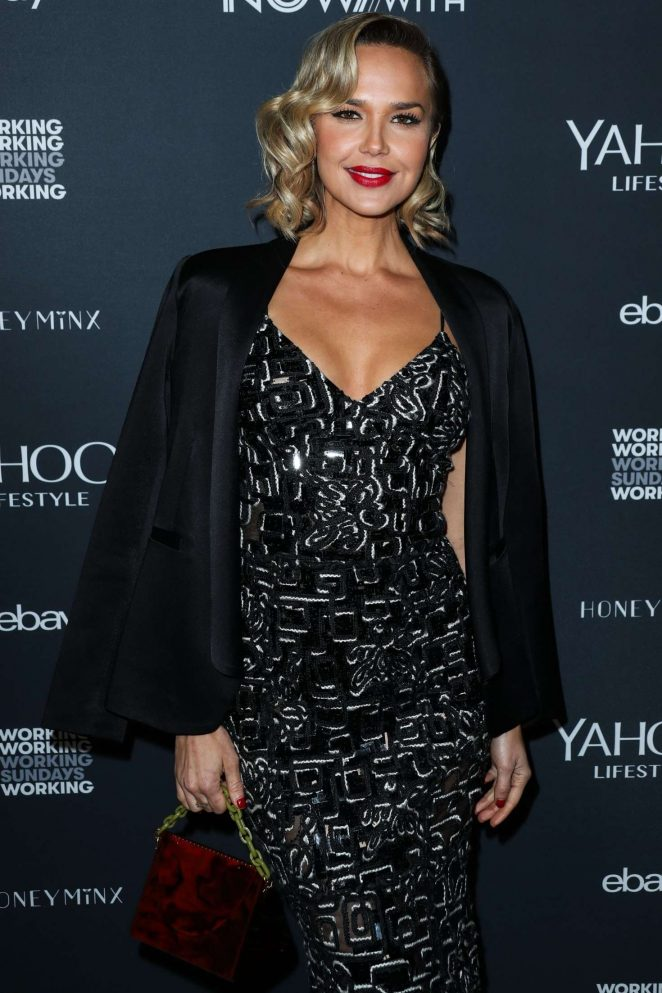 Arielle Kebbel – Nicole Richie's Honey Minx Collection Reveal in Beverly Hills