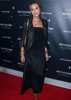 Arielle Kebbel - PrettyLittleThing x Hailey Baldwin Launch Event in LA