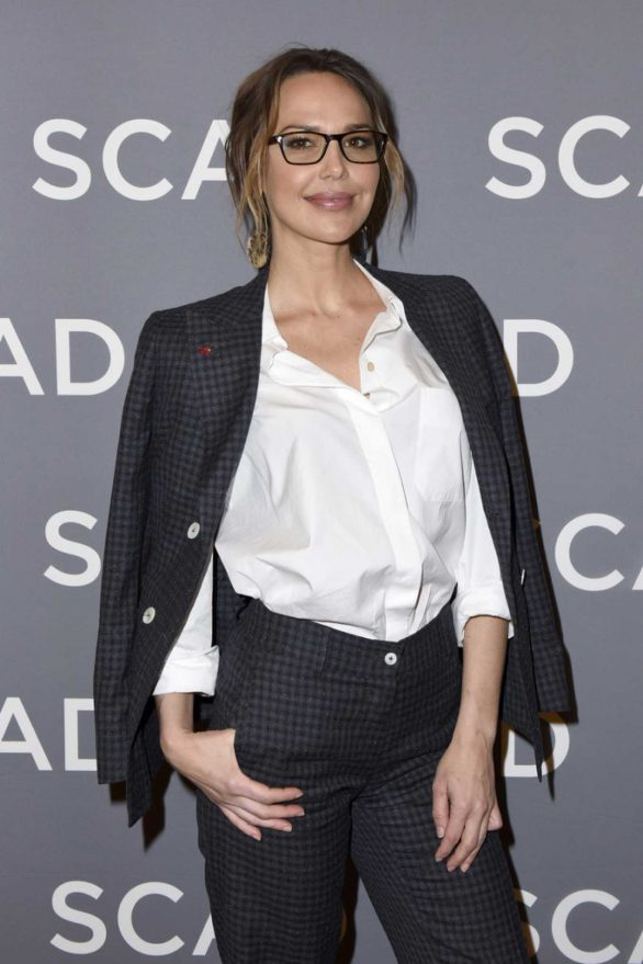 Arielle Kebbel - SCAD aTVfest 'Lincoln Rhyme: Hunt For The Bone Collector' in Atlanta