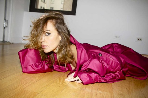 Arielle Kebbel - The Bare Magazine (March 2020 issue)